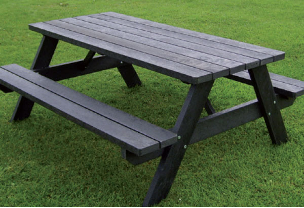 Modish PL2020 Pic-Nic plast benk / bord – Bille AS YT-58