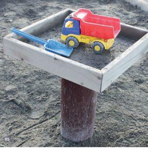 Sand/vannlek/solseil
