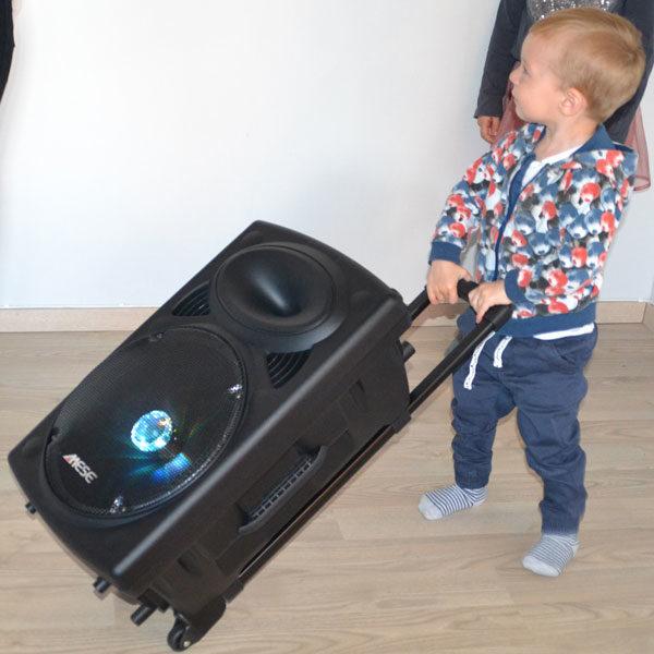 musikkanlegg barn